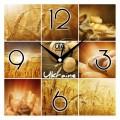 Настенные Часы Panorama Хлеб всему голова