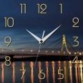 Настенные Часы Panorama Московский Мост