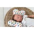 Детская подушка для новорожденных Butterfly Зверята