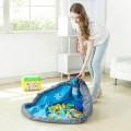 Сумка - коврик 120см для игрушек